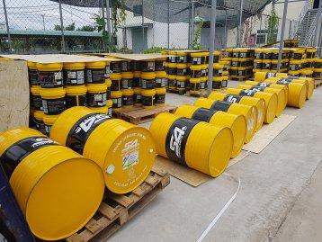 Dầu hộp số cho xe Container, dầu hộp số bao nhiêu tiền?