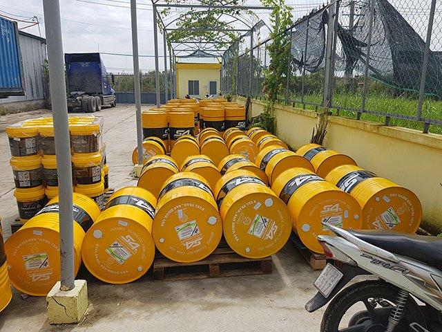 giá dầu thủy lực 32