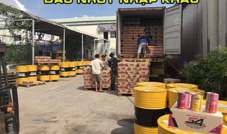 Dầu nhớt nhập khẩu tại Hà Nội, tìm nhà phân phối trên toàn quốc