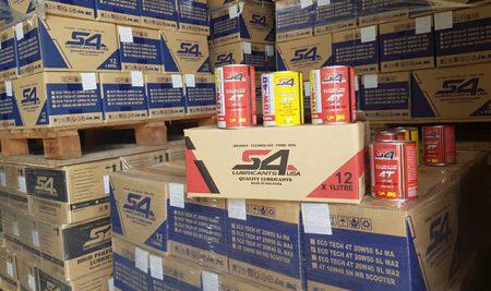 Đại lý dầu tại Bắc Giang, cửa hàng bán dầu nhớt tại Bắc Giang