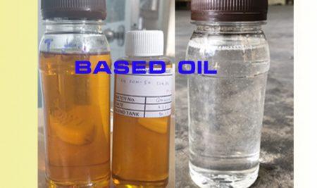 Dầu gốc là gì? Các nhóm chính của dầu gốc trong công nghệ sản xuất