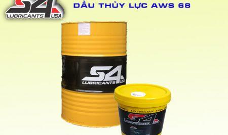 Dầu thủy lực AWS 68, dầu nhớt AW 32,46,68 nhập khẩu USA