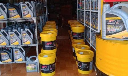 Đại lý dầu tại Bình Định, cửa hàng bán dầu nhớt tại Bình Định