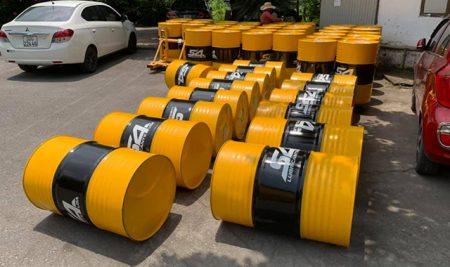 Nhớt 10 giá rẻ(Dầu thủy lực), phân phối dầu thủy lực 32,46,68 trên toàn quốc.