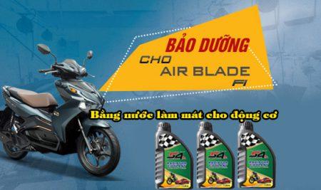 Nước làm mát xe máy Ablade giá bao nhiêu? Đại lý nước làm mát tại Hồ Chí Minh