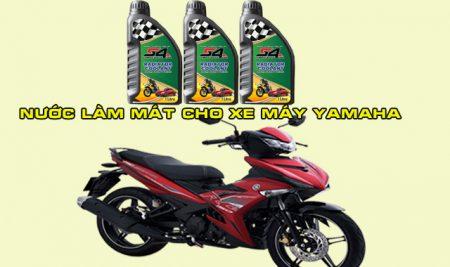 Nước làm mát xe máy yamaha, dung dịch làm mát cho động cơ