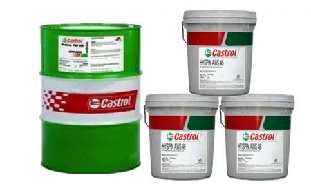 Castrol Hyspin AWS 46-Dầu thủy lực nhập khẩu chính hãng giá cạnh tranh