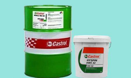 Dầu thủy lực Castrol 32, dầu nhớt nhập khẩu giá tốt