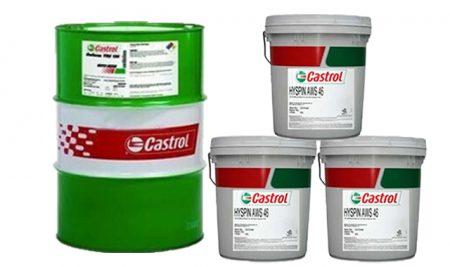 Dầu thủy lực Castrol 46 hàng chính hãng, uy tín chất lượng giá cạnh tranh