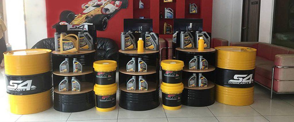 Đại lý dầu nhớt S4 tại Cà Mau, cửa hàng bán dầu nhớt tại Cà Mau