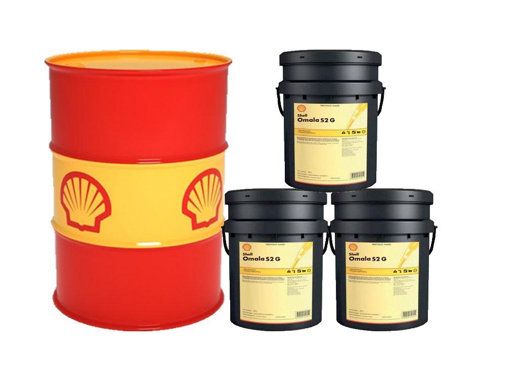 Dầu bánh răng Shell Omala S2 GX 220, hàng chính hãng giá tốt tại Hồ Chí Minh