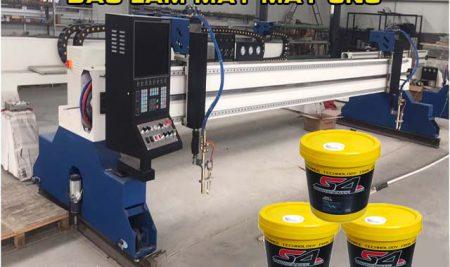 Dầu tưới nguội, dầu gia công làm mát máy CNC hàng chính hãng.