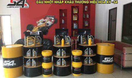 Đại lý dầu nhớt S4 tại Phú Yên, cửa hàng bán dầu nhớt tại Phú Yên
