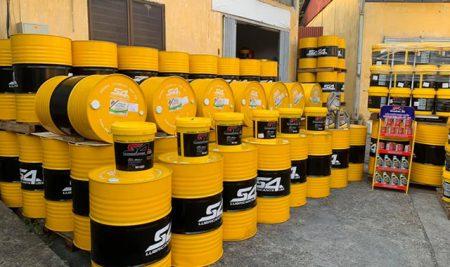 Dầu công nghiệp là gì? Phân loại dầu công nghiệp