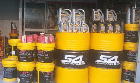 Đại lý dầu nhớt tại Điện Biên cửa hàng bán dầu nhớt tại Điện Biên