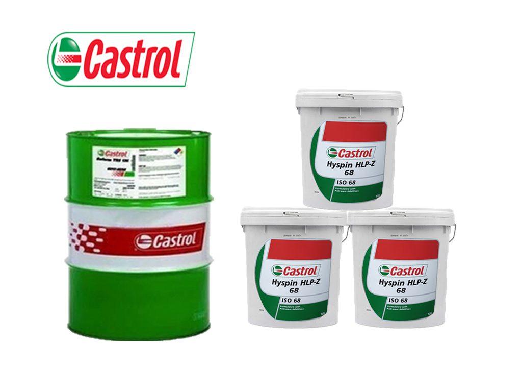 Giá nhớt thủy lực Castrol, nhớt thủy lực castrol mua ở đâu để được giá tốt