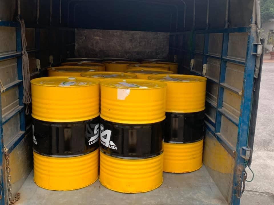 Nhớt 10, dầu thủy lực 10 hàng nhập khẩu giá rẻ tại Hồ Chí Minh