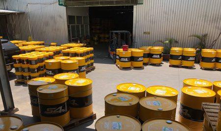 Dầu thủy lực ISO VG 32, 46, 68 hàng nhập khẩu giá rẻ