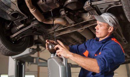 Định mức thay dầu hộp số từng loại động cơ mà bạn nên biết