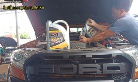 Các lý do khiến động cơ ôtô bị hao dầu nhớt, cách sử lý và khắc phục