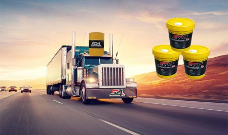 Dầu động cơ 15w40 cho xe đầu kéo Mỹ, xe container, xe tải trọng nặng