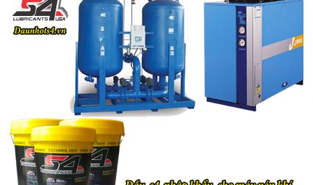 Lựa chọn dầu cho máy nén khí như thế nào cho phù hợp? Thời gian thay dầu máy nén khí ?