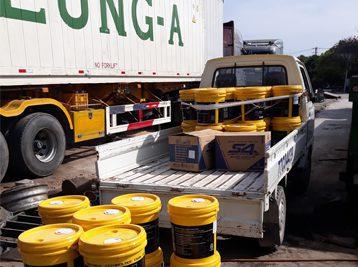 Thay nhớt xe tải kia 1t4 bao nhiêu lít? cách thay nhớt cho xe tải