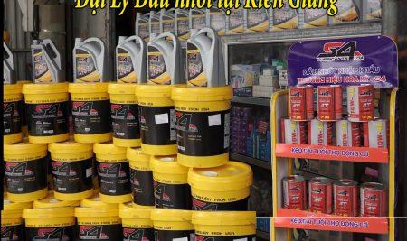 Đại lý dầu nhớt tại Kiên Giang – Tìm nhà phân phối dầu nhớt trên toàn quốc