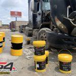 Dầu nhớt cho xe đầu kéo container – Lưu ý khi thay nhớt cho xe đầu kéo