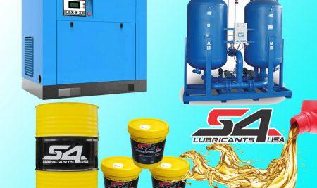 Dầu nén khí trục vít -Tại sao phải thay dầu máy nén khí định kỳ?