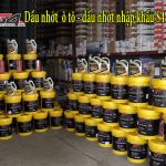 Cách sử dụng dầu nhớt ô tô- Dầu nhớt nhập khẩu S4