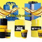 Cách thay dầu máy nén khí-Dầu máy nén khí Nhập khẩu S4